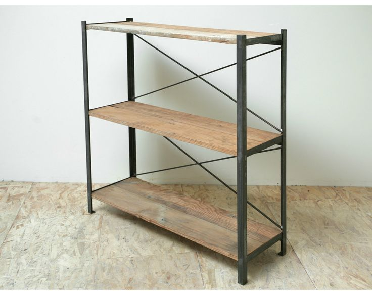 ... Wood---Metal-Shelves-modern-bookcases-cabinets-and-computer-armoires