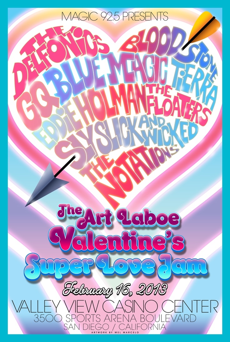 art laboe's valentines day super love jam