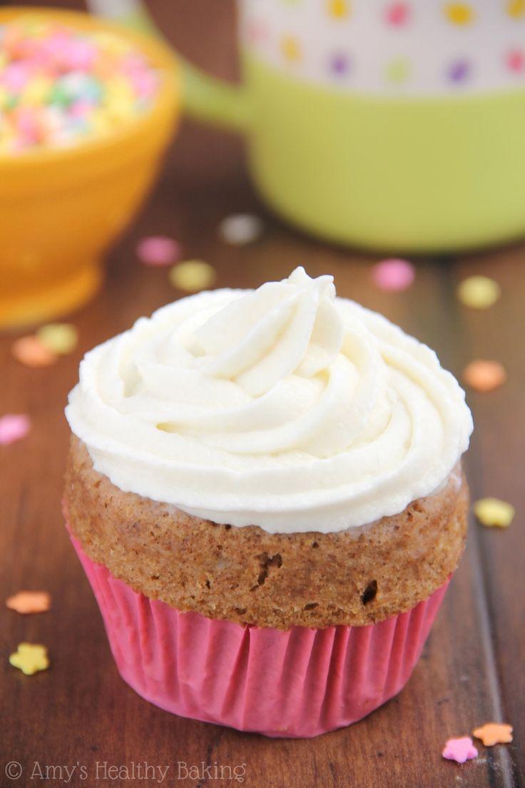 Skinny Single-Serving Microwave Spice Cupcake | Recipe