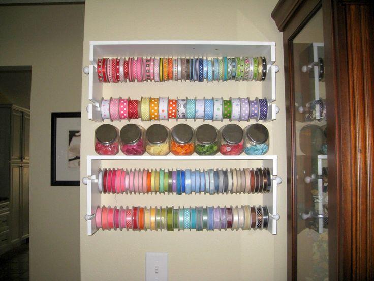 Craft Room Storage Ideas Craft Rooms Everything I