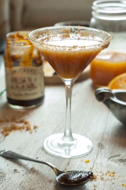 Apple Cider Bourbon Cocktail | Recipe