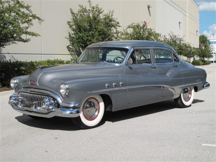 1951 buick super riviera buick pinterest for 1951 buick special 4 door