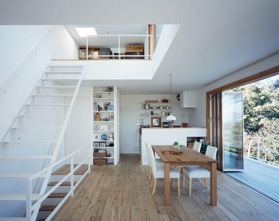 deck house ++ takaeshi hosaka architects