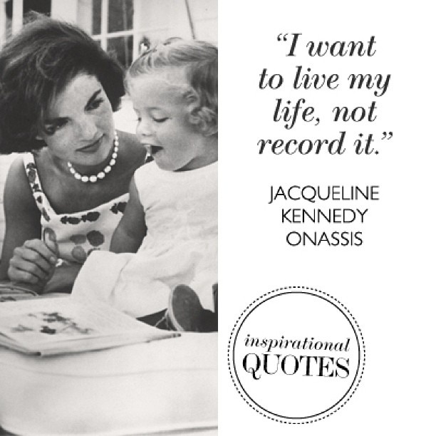 jackie kennedy quotes quotesgram