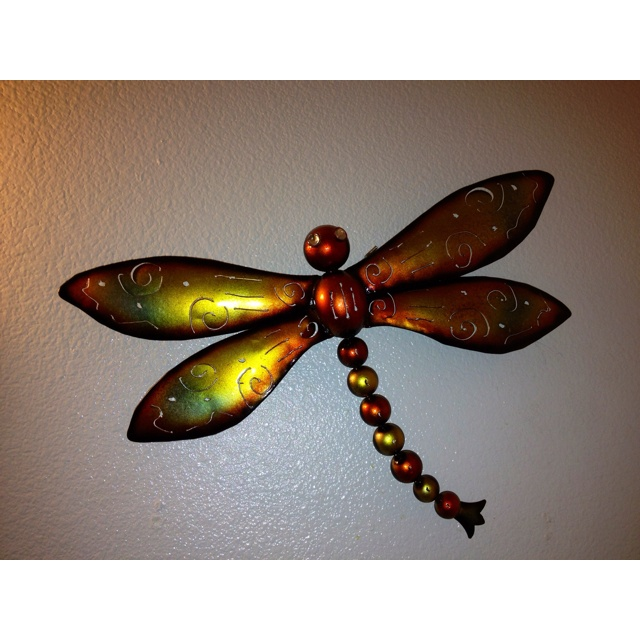 3d Dragonfly Wall Decoration Love It Home Decor Ideas