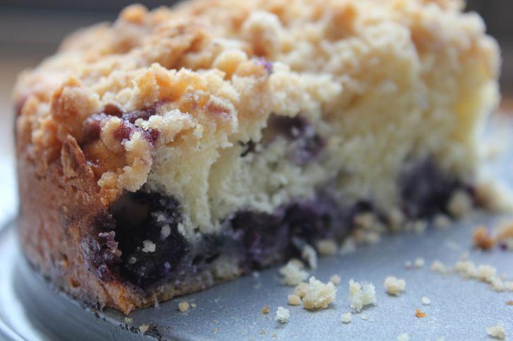 Blueberry Coffee Cake   Desserts   Pinterest