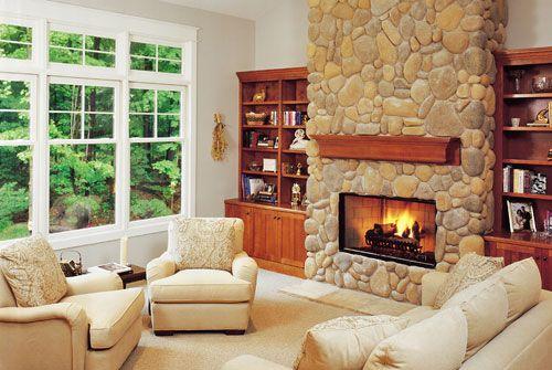 Dan Stephan Custom Home Interior  new home interiors  Pinterest
