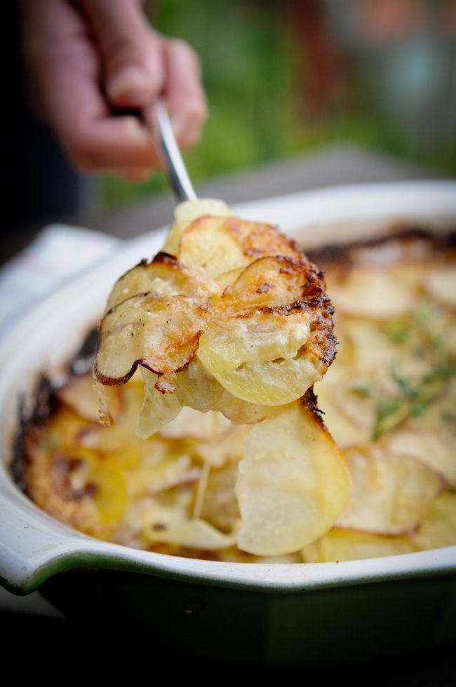 potato gratin | For the Tummy | Pinterest