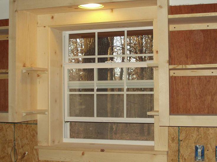 window frames window framing trim