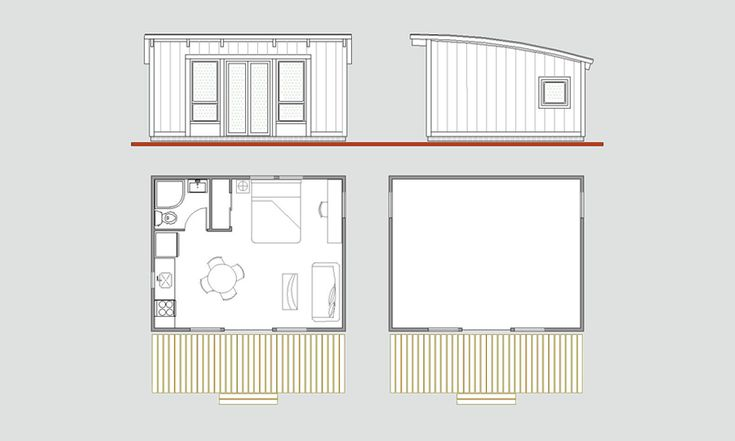 16x24 House Plan Joy Studio Design Gallery Best Design