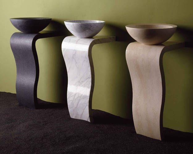 Designer Pedestal Sinks : Modern sinks Bathrooms..... Pinterest