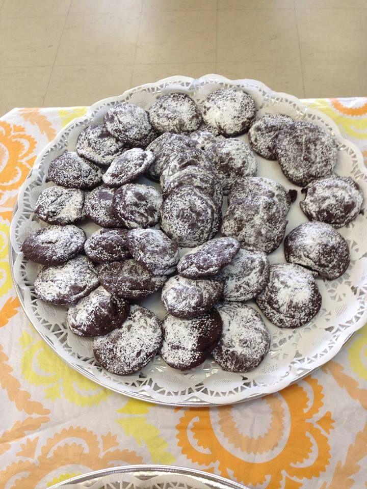 Chocolate Peppermint Patty Cookies | Karen's Kreations | Pinterest