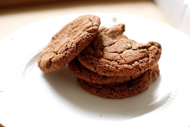 Mexican Hot Chocolate Cookies | Gluten Free | Pinterest