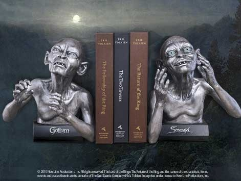 Pin by anna spexarth on geeky awesome pinterest - Lord of the rings bookends ...