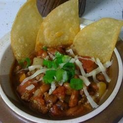 Slow Cooker Chili II Allrecipes.com Seems like I'm all about slow ...