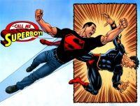 Superboy vs Superboy Prime