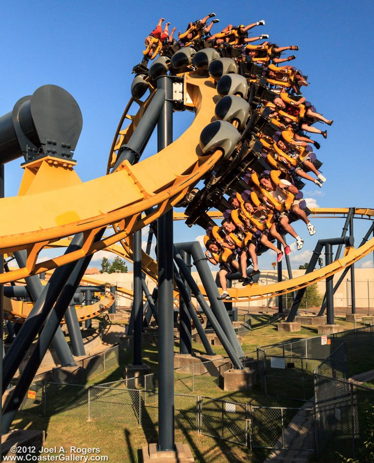 Pin by elena warren on World of Roller Coasters & Rides ...