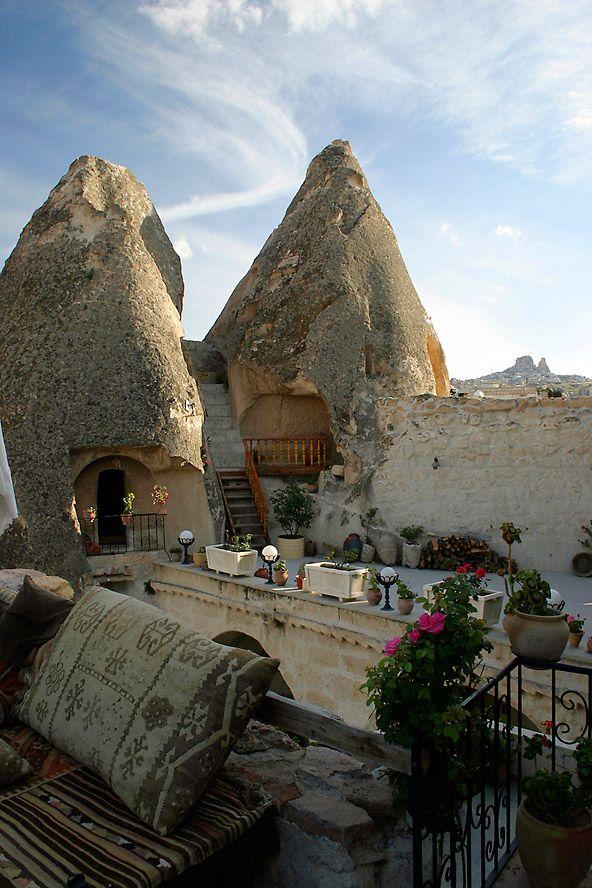 Fairy Chimneys, Cappadocia, Turkey  Beauty & Exotic ...