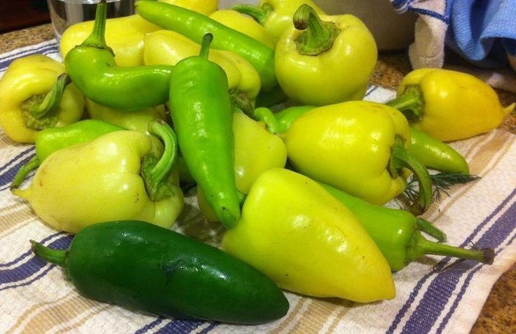 Spicy Three Pepper Relish Recipe — Dishmaps