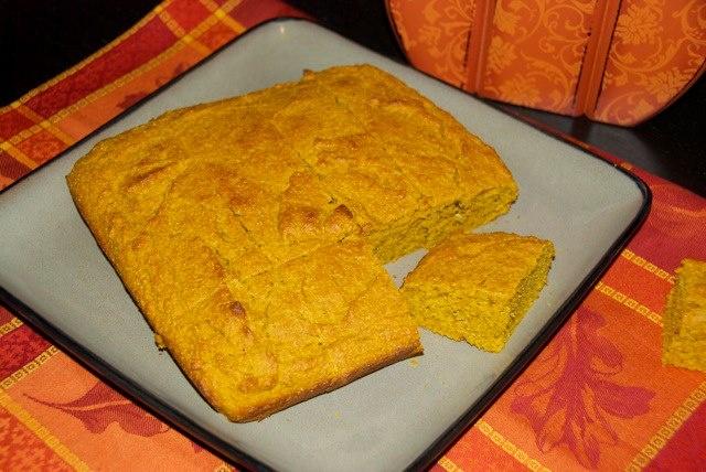 Pumpkin Cornbread.. | YUM! | Pinterest