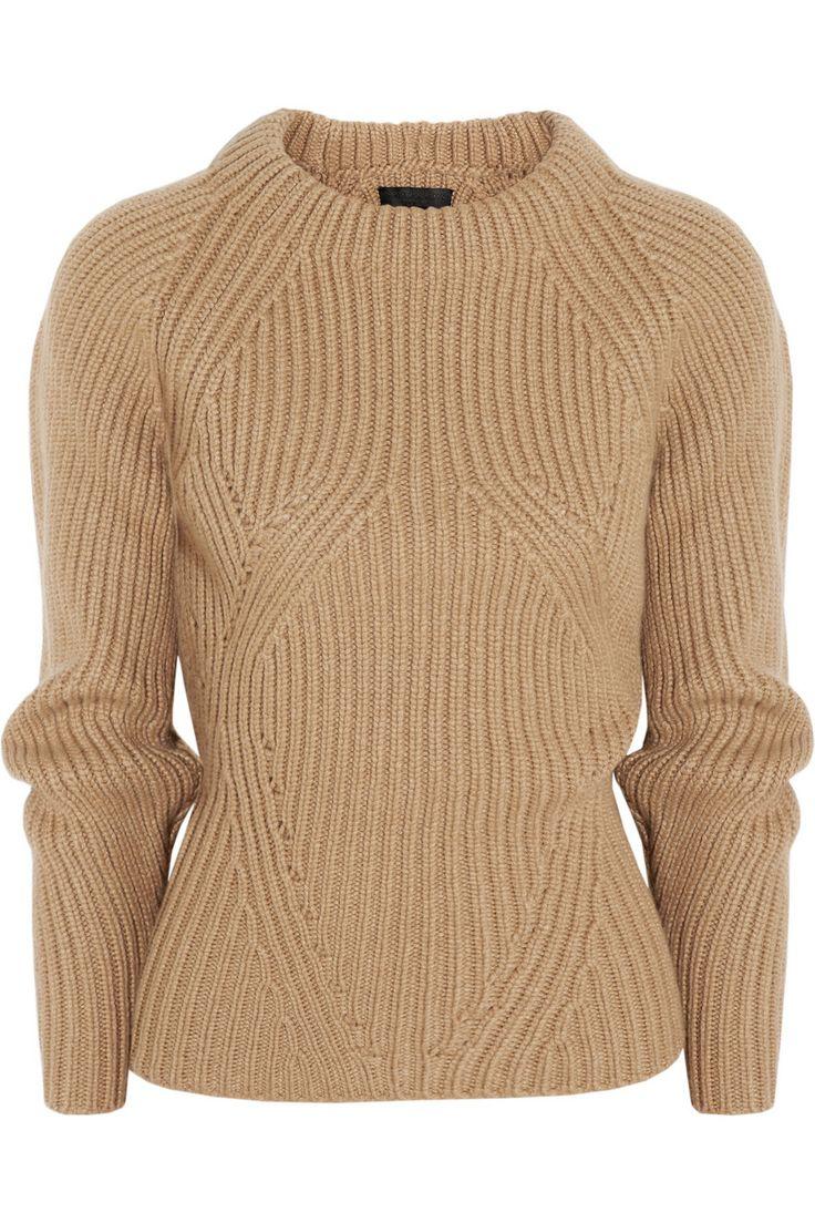 Как связать свитер английской резинкой видео