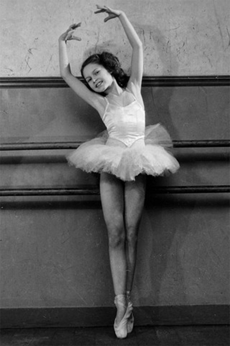Фото юных балерин 9 фотография