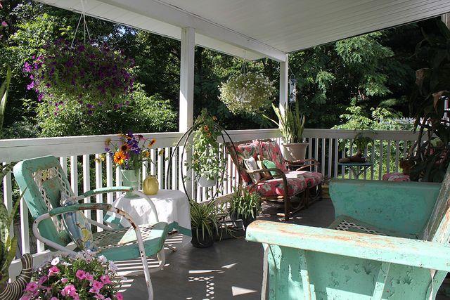 Vintage Lawn Furniture Retro Patio Ideas Pinterest