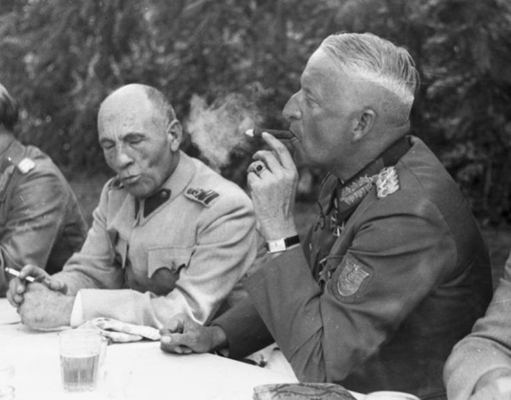 Hitler appoints von manstein (above) to command it, and he is tasked with the relief of paulus