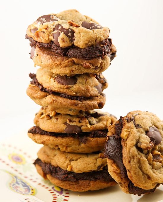 ... - Stuffed Chocolate Chip Cookies | Staff Fav's - Cruel Cookie
