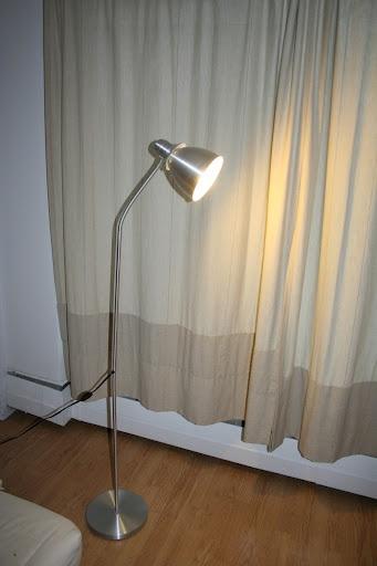 Penderie Ikea Portes Coulissantes ~   Reading Floor Lamp Aluminum  IKEA Source Philippines Availabl