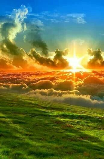Good morning! | Sunrise...sunset | Pinterest