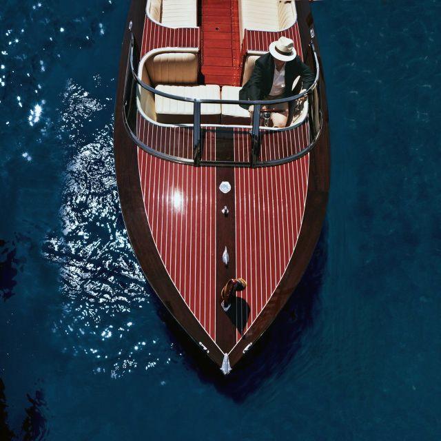 Neiman Marcus-Edition Hacker Craft Speedboat