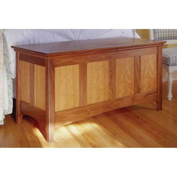Share woodworking plan hope chest diy wood plans
