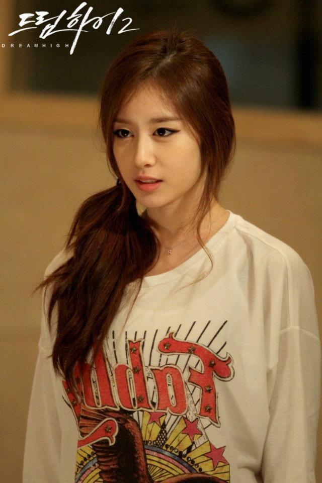 Taras Park Ji-yeon is Idol Princess in Dream High 2 - Drama Haven