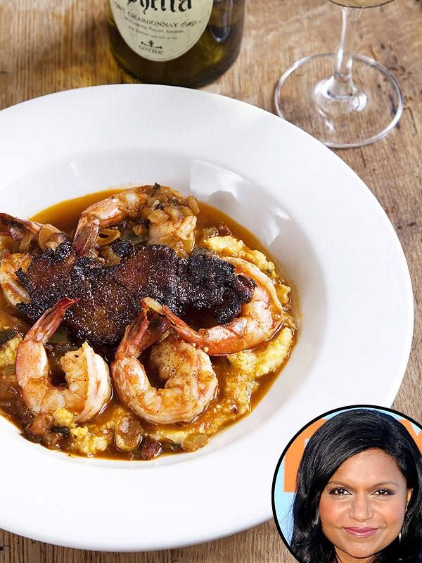shrimp amp grits recipe from one of mindy kaling s favorite nyc ...