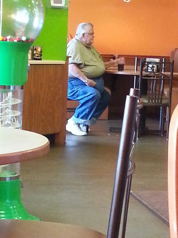 Fat People Of America 38