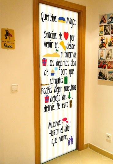 Puertas navide as y diferentes arts crafts pinterest for Puertas diferentes