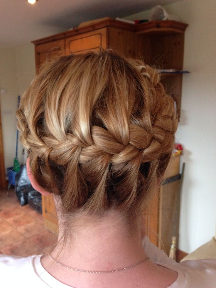 Hairstyles For Short Hair Night Out : Natural Hairstyles For Short Hair with Little Girl Short Hairstyles ...