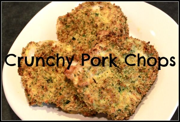 Crunchy Pork Chops | Favorite Recipes | Pinterest