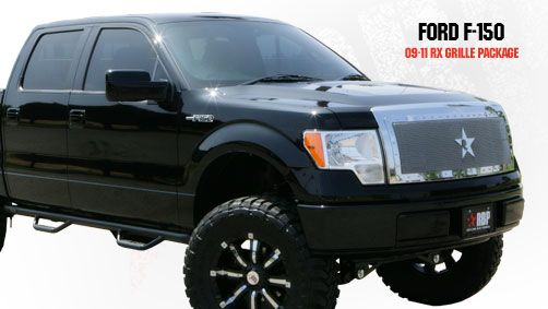 2012 Ford F-150 Aftermarket Accessories
