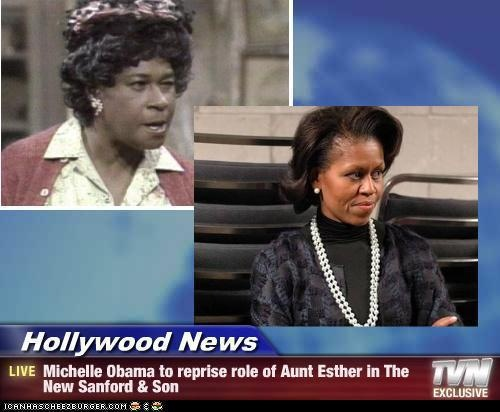 michelle obama aunt esther