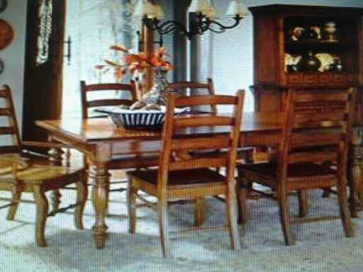 PRICE REDUCED Dining Room Table Dining Room Tables Pinterest