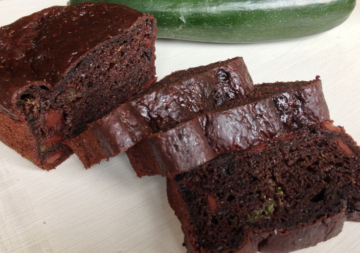 Chocolate Zucchini Bread | Recipe