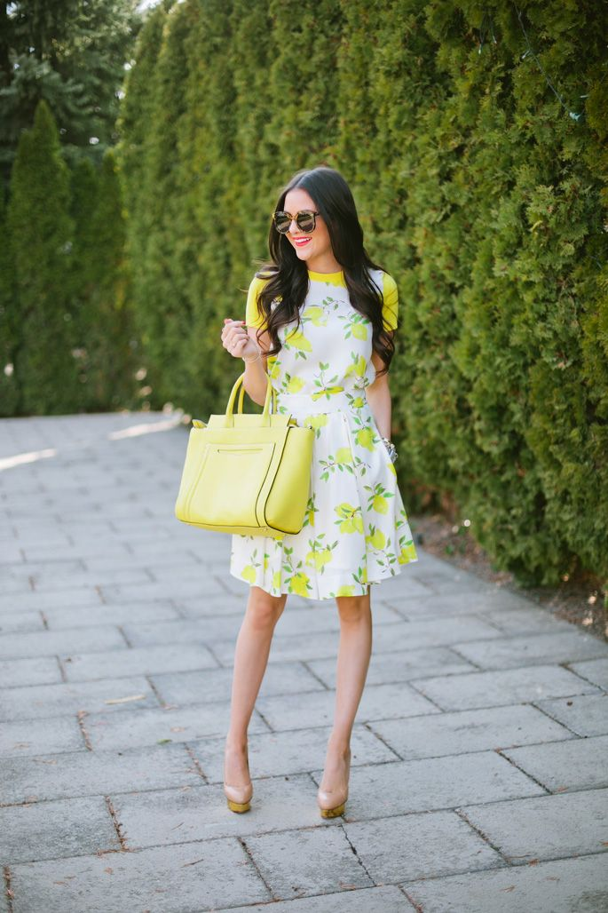 Spring refresher with @Nordstrom wearing #katespade...