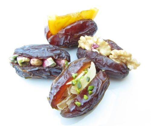 Orientalische süßigkeiten