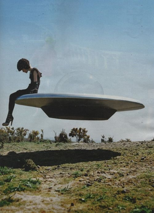 UFO | disappointment | chill | relax | flying saucer | scifi | martian | funny | awesome |