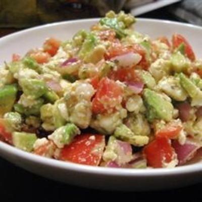 Avocado Feta Salsa - Best Diabetic Recipes - bestrecipesmagazi...