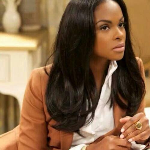 Beautiful Dark Skin Women Tika Sumpter Beautiful Black