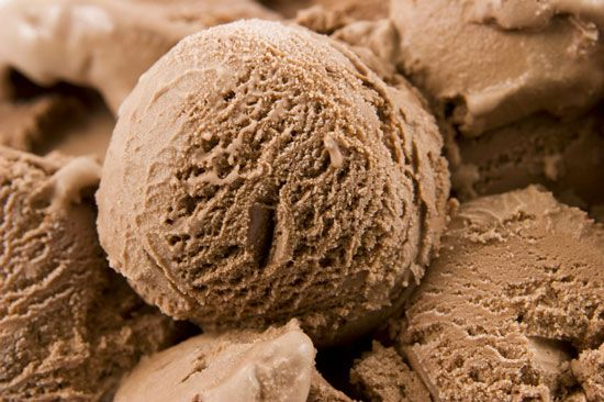 Double Chocolate Ice Cream - Have not used the ice cream maker in ages ...