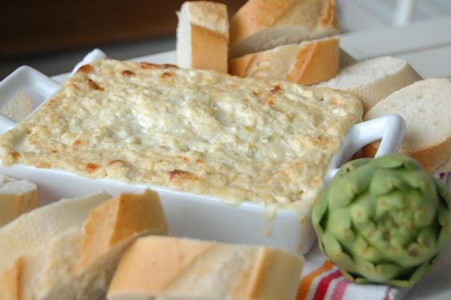 Baked Artichoke Dip Recipe | Recipes | Pinterest